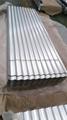 Corrugated ga  alume steel sheet 2