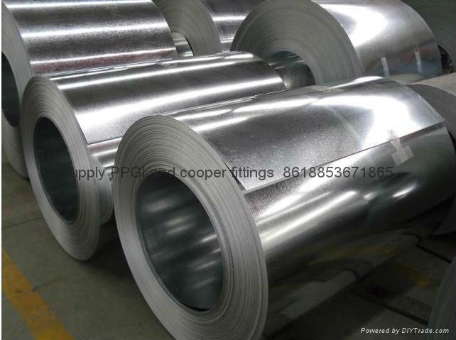 Aluminium zinc coated steel sheet 1
