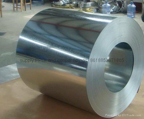 Aluminium zinc coated steel sheet 3