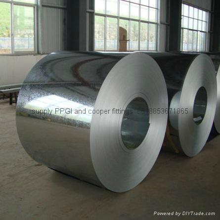 zinc aluminum steel coil 1
