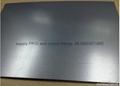 Zero spangle galvanized steel sheet