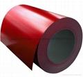 PPGI prepainted ga  anized steel coil 1