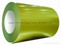 PPGI prepainted ga  anized steel coil 2