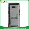 30kva 3 phase voltage stabilizer servo