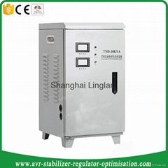 single phase 10000va voltage regulator