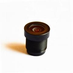 Wholesale M12 wide angle megapixel lens cs board mount camera lens for mini acti