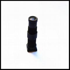 21mm 3G F6.0 Megapixel 1/4'' 7.4 degree M7 mount optical camera lens for telesco