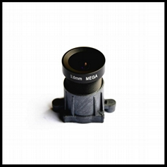 """3.6mm 5MP 116 degree CCTV Camera Lens with 1/3"""" format for Car Recorder and CCTV"""