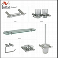 304 stainless steel  Material Towel Bar,