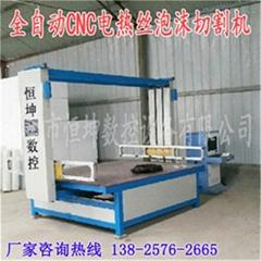 CNC電熱絲泡沫線條切割機
