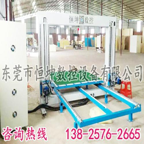 异形海绵加工机械设备 1