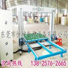 異形海綿加工機械設備