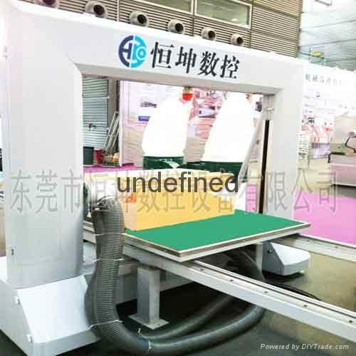 泡沫保温材料切割机械设备 1