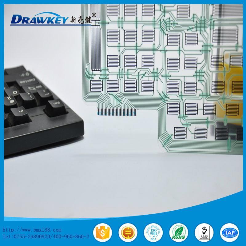 电脑键盘导电膜