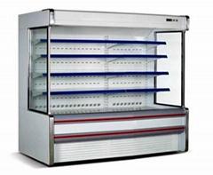 厂家直销 安德利冷柜 LF-1.5H风幕柜