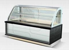 新品促销 HD-1.2A3F双弧蛋糕柜 安德利冷柜