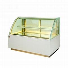 新品促销 HD-1.2A4F双弧蛋糕柜 安德利冷柜