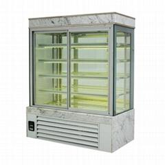 全新设计 RDX-1.2D1F立式前开门蛋糕柜 安德利冷柜