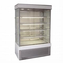 全新设计 RDX-1.2D2F立式后开门蛋糕柜 安德利冷柜