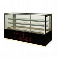 新品促销 RD1.2B2F直角蛋糕柜 安德利冷柜