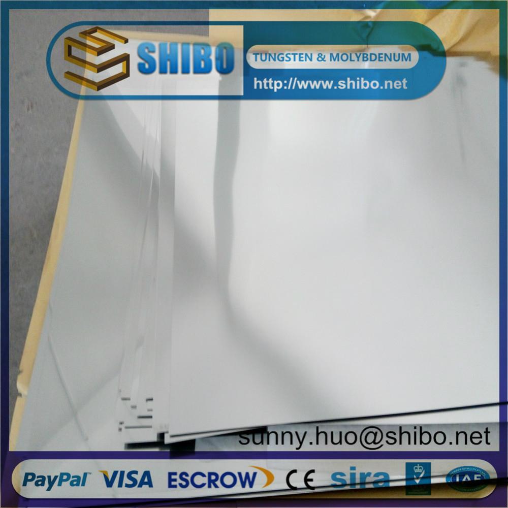 TZM molybdenum sheet carrier for MIM powder metallurgy injection molding 1