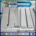 tungsten sheet with standards ASTM B760