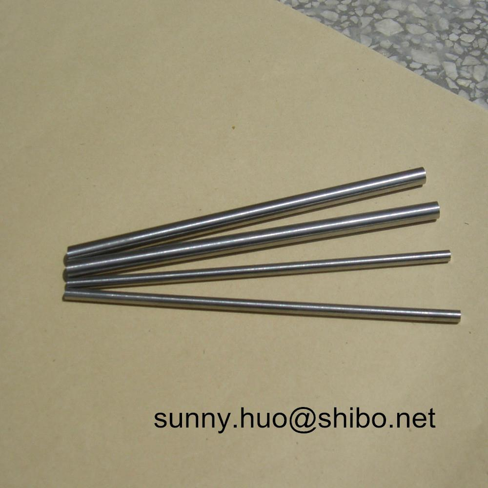 pure tungsten rod in electric vacuum industry 3