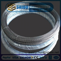Twisted Tungsten Filament  used in