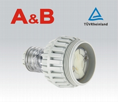 Industrial Use 10A 3 Flat pin IP66 250V %UV Resistant Industrial Plug & Socket%