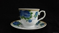 2016 newest ceramic cup tea cup and saucer china supplier wholesale 1
