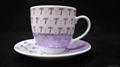 China Factory Wholesale Hot Sale Porcelain Cup&Saucer 2