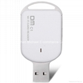 DM USB Wirless Wifi card reader Mini TF
