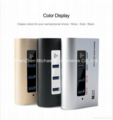 Multifunction Wifi SD Card Reader 3G/4G Wireless Wifi Router