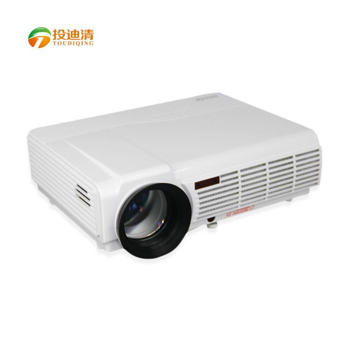 投迪清TDQ-90高清投影儀商務辦公 1