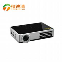 投迪清TDQ-863D便攜式迷你投影儀