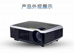 投迪清TDQ-19 1080p家用投影儀