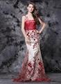 Pronovias Lace Appliques Glamorous Tulle