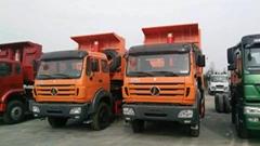 Camiones Beiben Dumper Truck 340hp 6X4