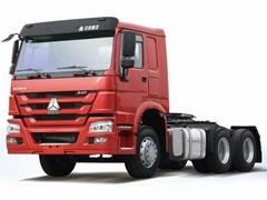 SINOTRUK HOWO 6X4 Tractor Truck 371HP Tractor Heads