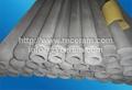 high thermal conductivity heating bush for temperature measurement