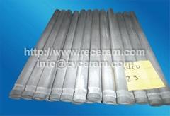 氮化硅熱電偶保護管用於鋁水中