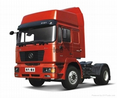 SHACMAN TRACTOR truck F2000