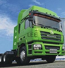 SHACMAN New Energy series LNG,LPG