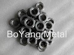 titanium processing parts