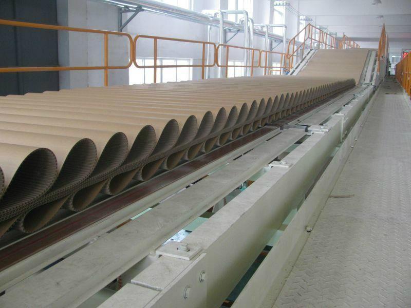 KTCBL 3/5/7 Ply Corrugated Cardboard Production Line 2