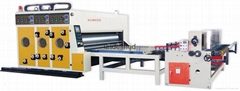 KTPSD printing slotting die-cutting machine
