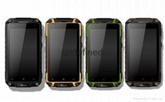 工厂批发直销OEM军工IP67三防手机途为V8