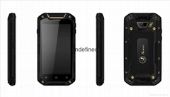 IP 67 2G/3G/4G Water Proof Android Smart Phone V12