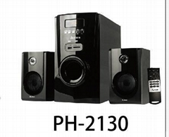 2.1Ch home theater speaker