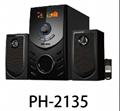 2.1Ch multimedia speaker